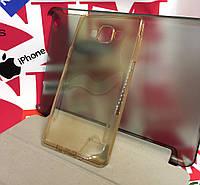 Чехол накладка для Samsung A7 2015, A700 на заднюю панель Nillkin