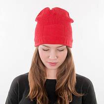 Утеплённая Длинная шапка Beanie MB7994