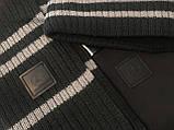 Набор из шапки и шарфа Mercedes-Benz Hat and Scarf Set, Anthracite B67870898, фото 4