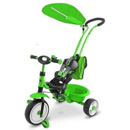 7011 Велосипед Milly Mally Boby Deluxe (зелений(Green)) (TORG70111038)