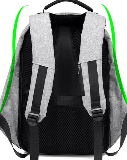 Рюкзак Bobby с ортопедической спинкой