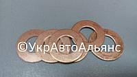 Кольцо уплотнительное форсунки Howo, Hania, Sinotruk (WD615 Евро2)