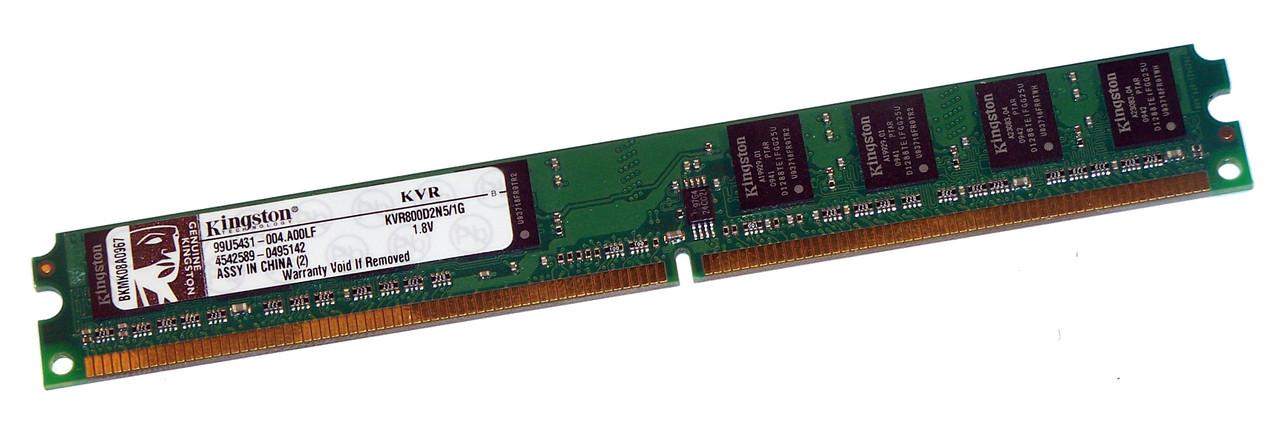Модуль памяти DDR2 1GB Kingston