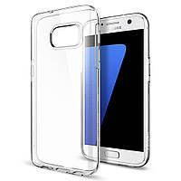 Чохол Spigen для Samsung S7 Liquid Crystal, фото 1