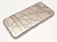 Чохол iPhone 7 силіконова 3D накладка з пластиковою основою Goospery