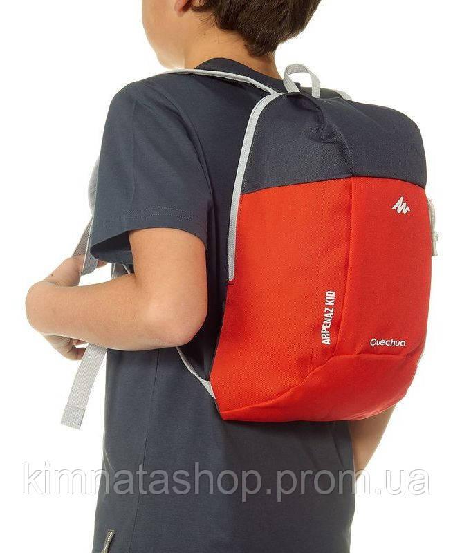 Детский рюкзак 5 л. Quechua ARPENAZ Kid 2033563 красный