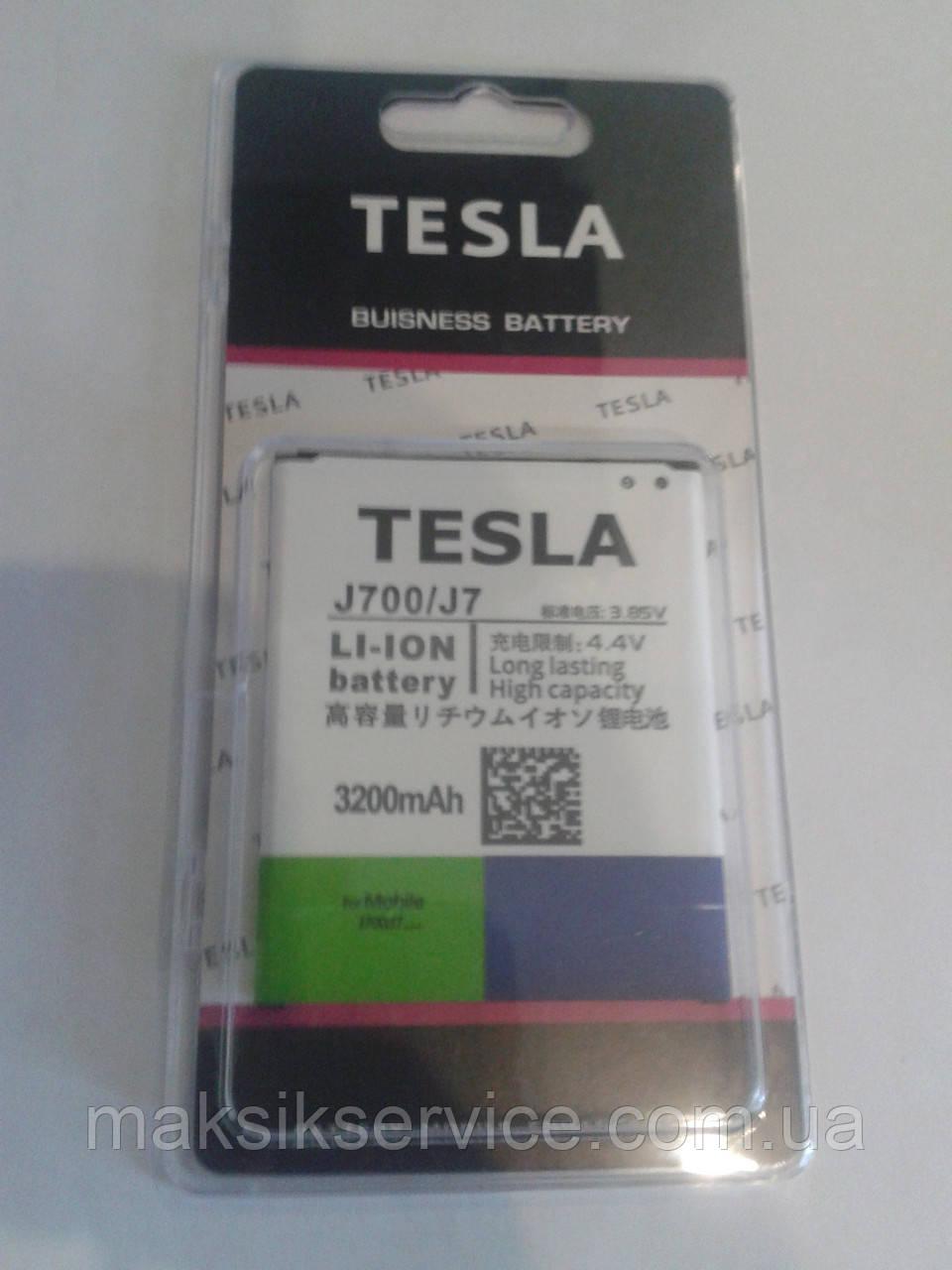 Аккумулятор Tesla Samsung J7/J700