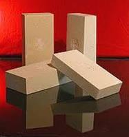 Кирпич кислотоупорный ГОСТ 474-90 класс А размер 230*113*65мм