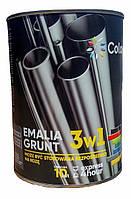 """Грунт эмаль по ржавчине 3 в 1 """"Colorina"""" 0,75 кг. (голубая RAL 5015)"""