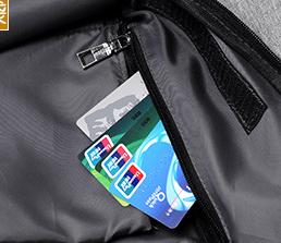 Рюкзак Bobby дополнительный карман