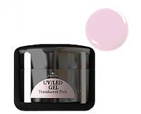 Строительный гель Uv/Led Naomi Fiber Translucent Pink 14 гр