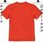 Футболка Everlast из Англии для мальчиков 2-14 лет - для тренеровок красная, фото 2