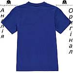 Футболка Everlast из Англии для мальчиков 2-14 лет - для тренеровок синяя, фото 2