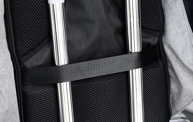 Рюкзак Bobby с креплением для выдвижной сумки