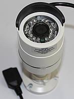 Видеокамера наружного наблюдения IP(MHK-N515L-200W), фото 1