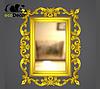 Зеркало настенное Dalian в золотой раме R3, фото 2