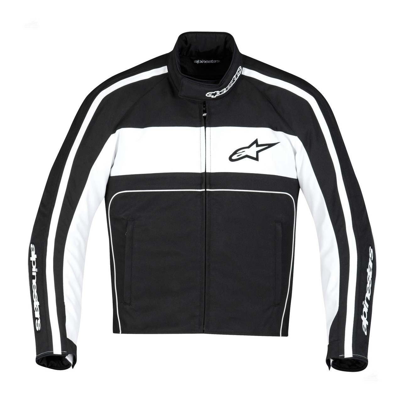 "Куртка Alpinestars T-DYNO WP ""XL"" black\white текстиль"