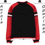 Куртка Everlast из Англии для мальчиков 2-14 лет - красно-чёрная, фото 2