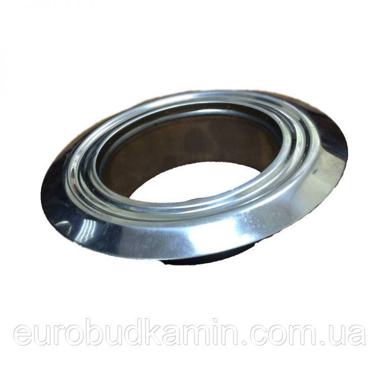 Розетта для дымохода с нержавеющей стали (0,6мм) от Ø80-400