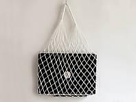 Авоська - CORD Bag - Прочная большая сумка - Сумка для покупок - Эко сумка, фото 1