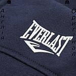 Худи Everlast из Англии для мальчиков 2-14 лет - для тренеровок темносиняя толстовка, фото 4