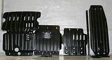 Захисту піддону картера двигуна і кпп Полігон-Авто, Кольчуга