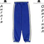 Брюки Everlast из Англии для мальчиков 2-14 лет - для тренеровок синие , фото 2