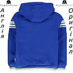 Худи Everlast из Англии для мальчиков 2-14 лет - для тренеровок синяя толстовка, фото 2