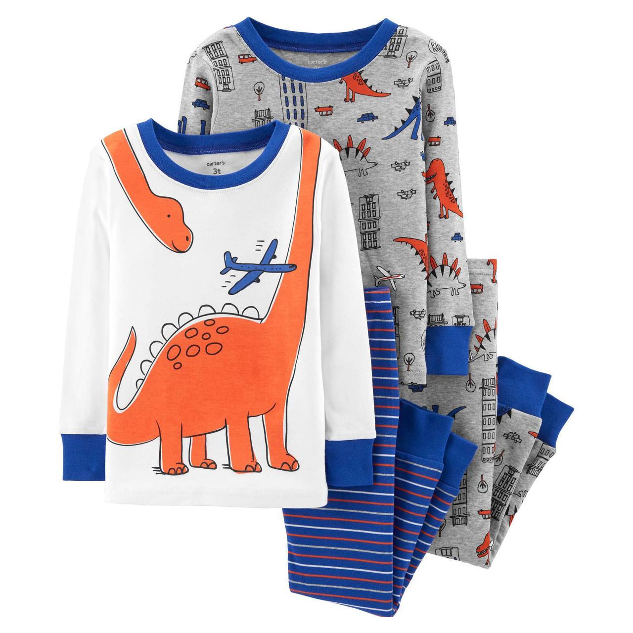 Комплект пижамок Carter's для мальчиков (США)