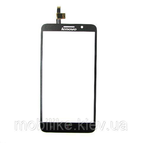Сенсорний екран Lenovo A850+ BLACK