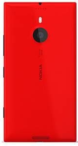 Оригинальная Задняя Панель Корпуса (Крышка) для Nokia 1520 Lumia (Красная)