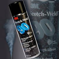 Клей ЗМ Scotch-Weld Spray 90. Аэрозольный клей ( 500 мл.).Суперпрочный.90