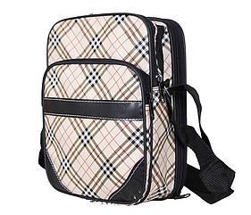 Стильная мужская сумка вертикальной формы 301574
