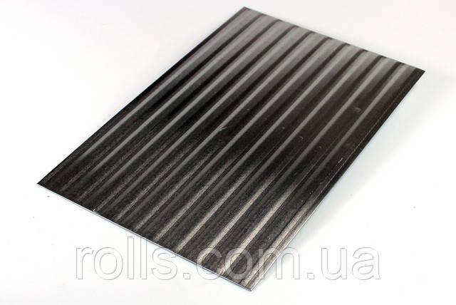 PREFA DESIGN 923 алюминий рифленый лист 1000х2000мм для дизайна интерьера яхты обшивка лифтовой кабины тюнинг авто алюминием дизайн интерьера алюминиевая филенка РОЛЛС ГРУП