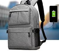 Стильный городской рюкзак 45*30*12 см, фото 1