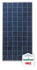 Полікристалічні сонячні панелі