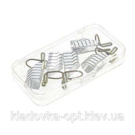 Формы многоразовые Silver  5шт, фото 2
