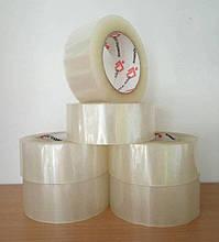Скотч упаковочный прозрачный 200м