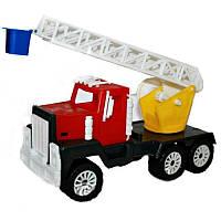 Детская машинка 'Аварийка цветная' МГ 136 MaxGroup