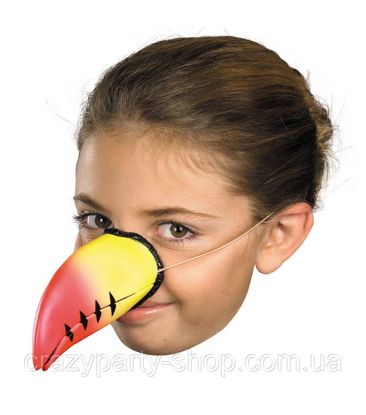 Карнавальный Нос попугая