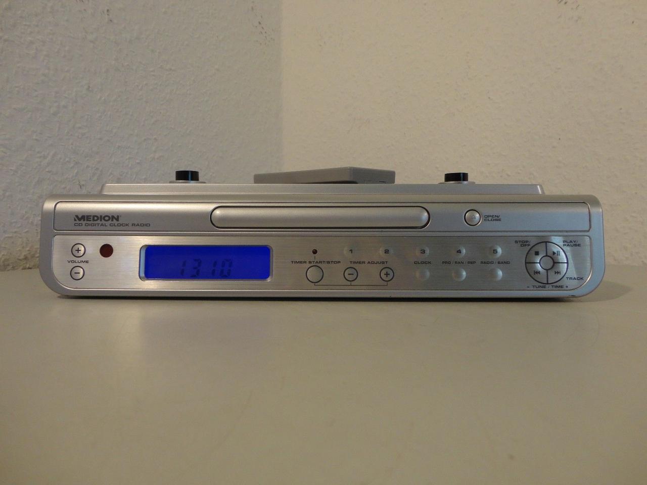 Радио на кухню с CD плеером Medion md 81851