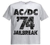 Футболка  AC/DC - Jailbreak -