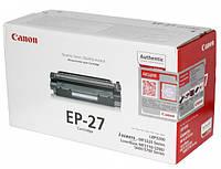 Заправка картриджа Canon EP-27 для принтера MF3110, MF3228, MF3240, MF5630, MF5650, MF5730, MF5750 в Киеве