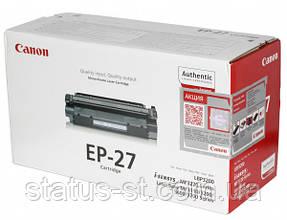 Заправка картриджа Canon EP-27 для принтера MF3110, MF3228, MF3240, MF5630, MF5650, MF5730, MF5750