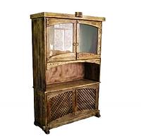 Буфет вінтажний під старину дерев'яний Ізольда