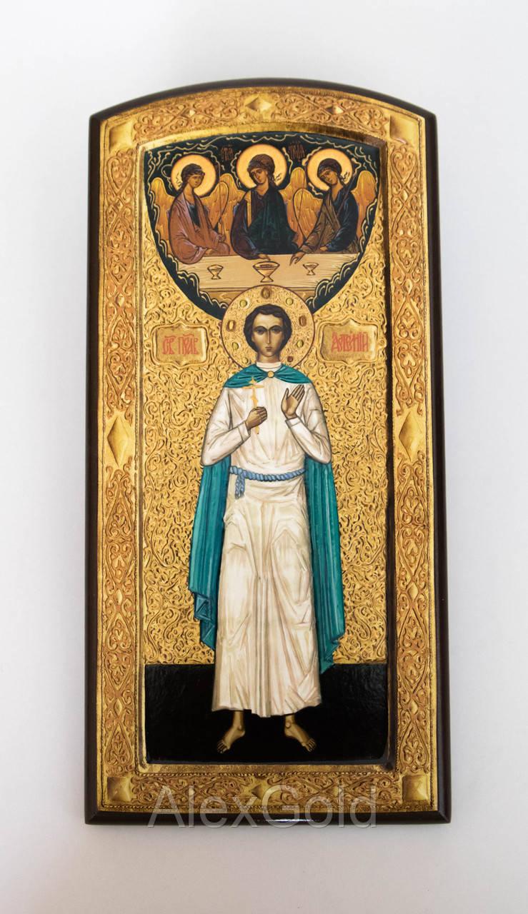 Икона именная Артемий