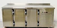 Холодильный стол 3-двери б/у., фото 1