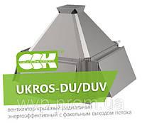Вентилятор дымоудаления крышный UKROS91-035-DU/DUV