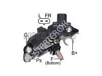 Реле регулятор напряжения генератора MOBILETRON VRB372