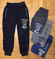 Детские спортивные штаны р.98-128